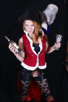 Steam Punk Pirate Why is the Rum Gone? 5 by emodicon
