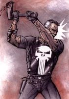 Punisher is old by m-scott-hay