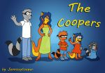 The Coopers by JennissyCooper