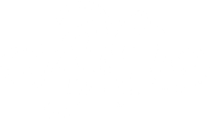 Alpha Chi Omega Script Font Monogram (in white) by piscura