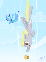 Muffin Dive Bomb by TheWrightDefense