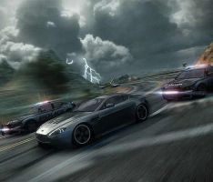 Storm breaker ... (Need for Speed: The Run) by GhostedMan
