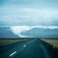 Road to Skaftafell by TotoRino