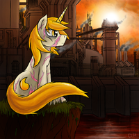 [FoE/PH] Goldenblood by TheOmegaRidley