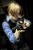Leon S. Kennedy from Resident Evil 6 #3 by Akiba91