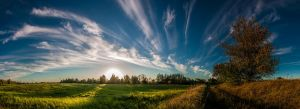 Masurian Skies by WojciechGorski