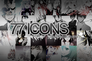+ Icon Batch (2) + by Sacredlith