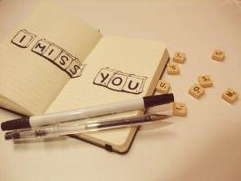 I miss you! :') by AndriLu96