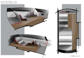 T1 microbus Interieur by p-sketch