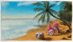 Beach Ball Party by Hewison