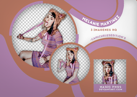 PACK PNG 412| MELANIE MARTINEZ by MAGIC-PNGS