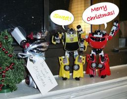 Do Not Open Until Xmas by fly-buggy
