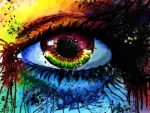 Colorful eye by EpicLoop