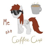 Me a.k.a Coffee Cup by FinnishGirl97