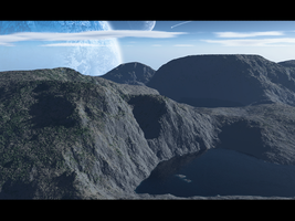 Terragen - The World by snuffy77