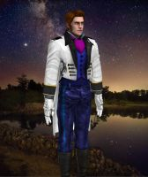 XNA Frozen - Prince Hans Mainstream WIP by DeathsFugitive