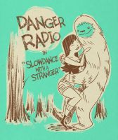 Danger Radio Shirt by gimetzco