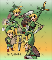 Minish Cap Blend by MaddyCowDisease