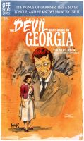 The Devil Went Down On Georgia by RobertHack