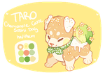 Taro Reference by Bittersaur