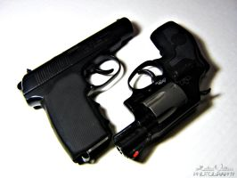 Makarov PM and S W 360PD - 002 by PxRxSxRx