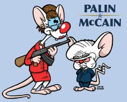 Palin and Mccain by trumpsize