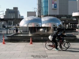 Hiroshima Station by dtownley1