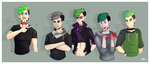 Collection of Antisepticeyes by Liljoja