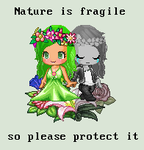 Nature Is Fragile Reupload by xoTheLostGirlxo