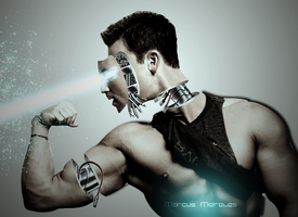 Effect Cyborg by MeirelesDesigner
