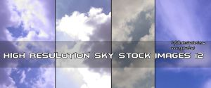 High quality sky stock images by t-fUs