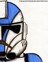 Clone Trooper by TheXHunter08