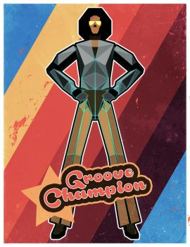 Groove Champion from Interstate '76 by Left5