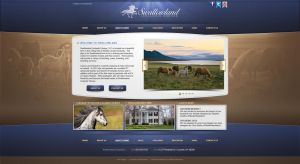 Swallowland's new site design by Stephen-Coelho