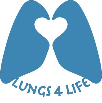 Lungs 4 Life Logo by Life-Inspired-Artist