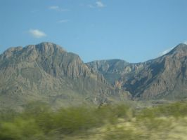 Big Bend_ Spring 2010 by mikethelucario