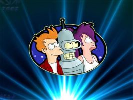 Futurama Logo by Avatarium