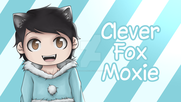 Clever Fox Moxie by UnstableArtist