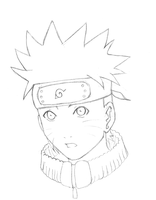 Naruto by Skuldier