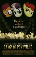 Gangs of Ponyville by dan232323