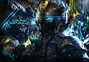 Dead Space by TheBrocashelm