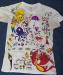 Sharpie T-Shirt 2.0 by MegaJohnnyLeft