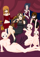 This is Halloween 2 collab by SakeChyan