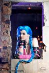 Jinx by Kinpatsu-Cosplay