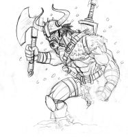 BARBARIAN by zzpoil
