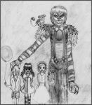The dark carnival comes back to life by Mademoiselle-Strange