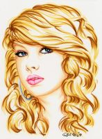 Taylor Swift two by Togusa76