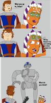 Star Wars the Clone Wars- New R2 by RyanTheGreat777