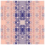 + abstract blue and pastel  + by exe-q-tor