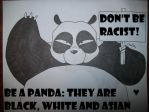 Don't be racist by Chaoz14
